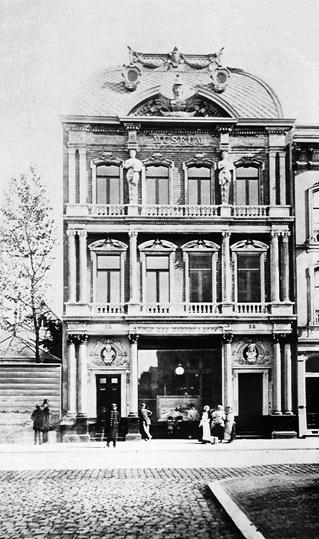 Rotterdam Politiebureau Witte de Withstraat 1893