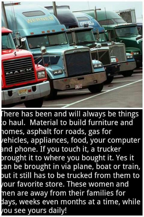 Boyfriend Prayer Truck Drivers