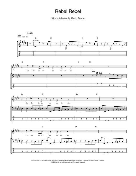 David bowie starman sheet music for alto saxophone