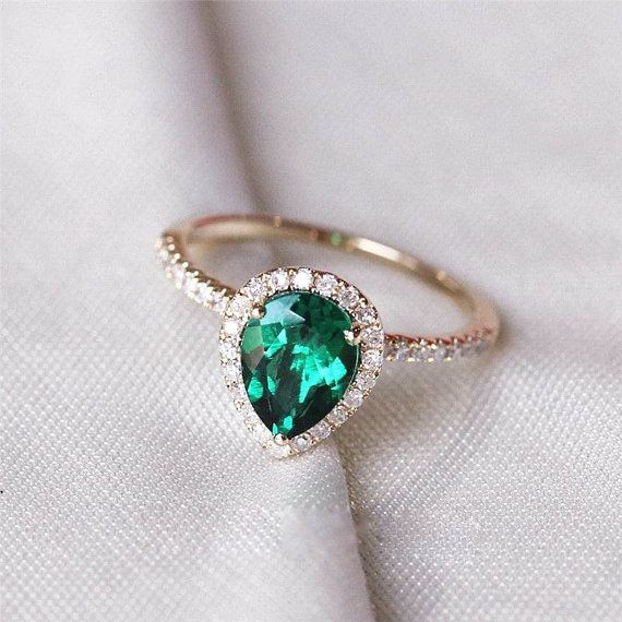 best 25 emerald engagement rings ideas on