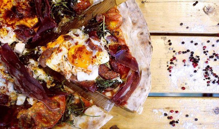 ArtTable   Πού θα φάτε την καλύτερη πίτσα στην Αθήνα