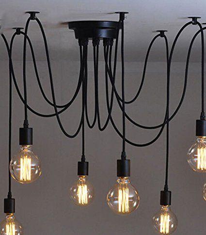 92 best Leuchten images on Pinterest Ceilings, Black and Bronze - hängelampen für wohnzimmer