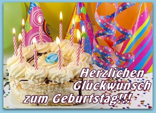 Best 25 gl ckwunsch zum geburtstag ideas on pinterest - Geburtstagsbilder zum 25 ...