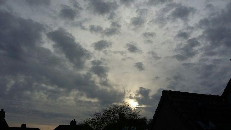 Nice sky 261017