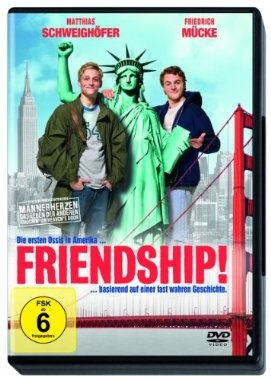 Friendship  2010 Germany,USA      IMDB Rating 6,7 (2.202)  Darsteller: Alicja Bachleda, Kimberly J. Brown, Chris Browning, Natalie Gal, Cameron Goodman,
