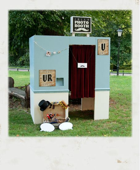 jolly photobooth fotohokje