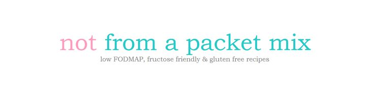 The Difference Between Fructose Malabsorption and Hereditary Fructose Intolerance | Not From A Packet Mix