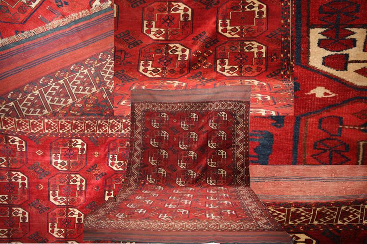 Start the day with this #splendid #afghan #carpet belonging to 19th century visit imperial rugs website for more inspirations.