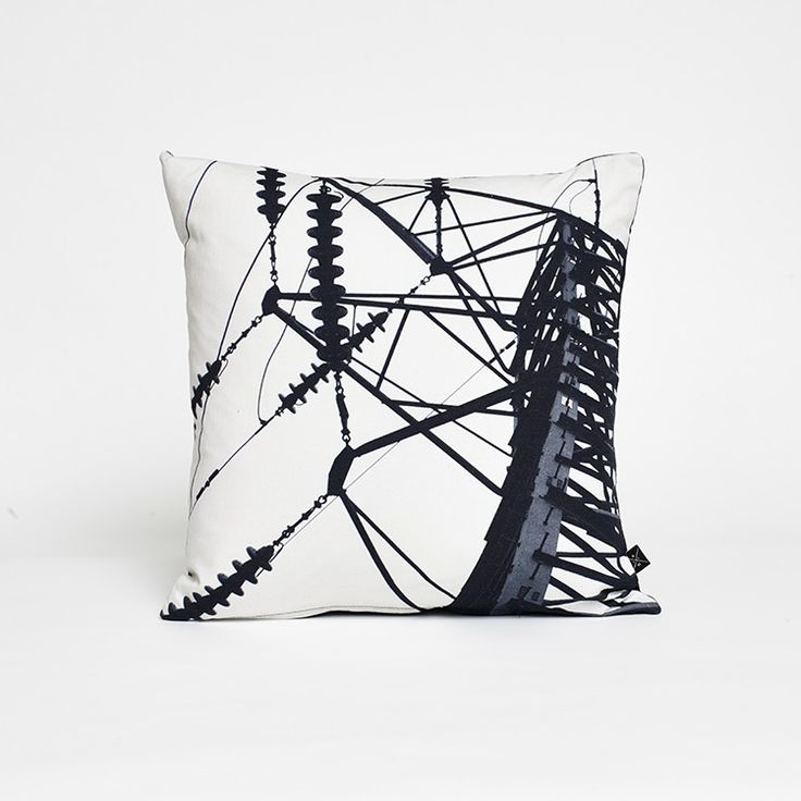 Anthony's first homeware collection was inspired by the industrial landscapes of the North