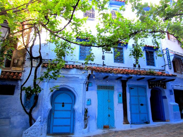 The Doors of Chefchaouen