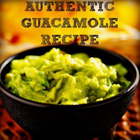 There's a lot of debate about how to make authentic guacamole. One thing we agree on: it doesn't contain peas! Try this simple recipe for authentic flavor.