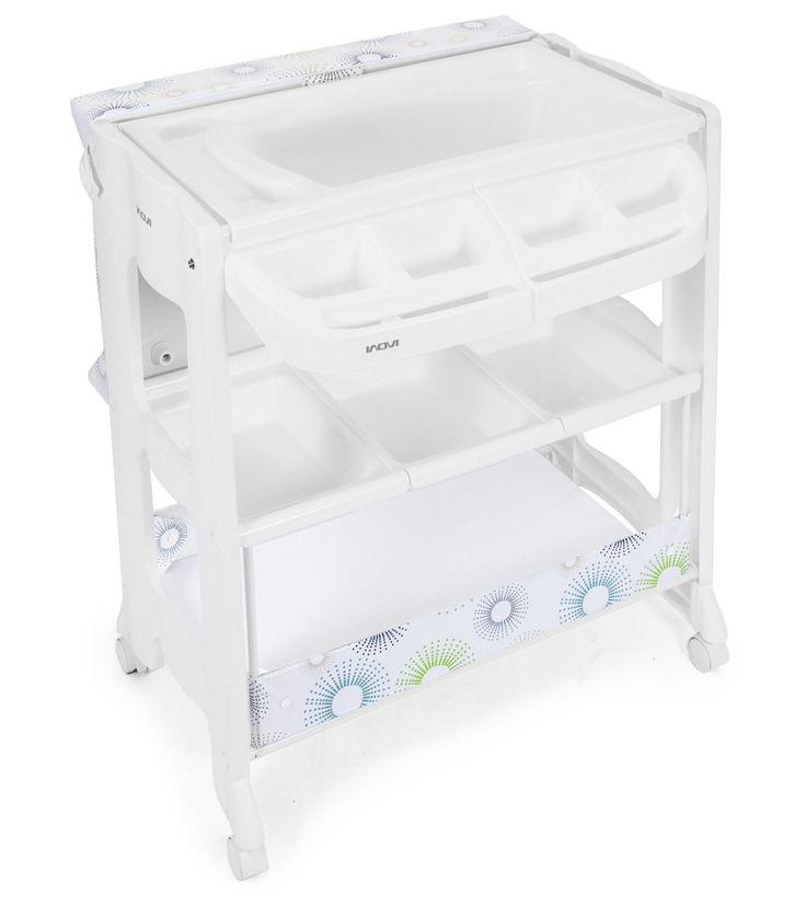 Osta Inovi Hoitopöytä, Valkoinen | Lastentarvikkeet Hoitopöydät | Jollyroom