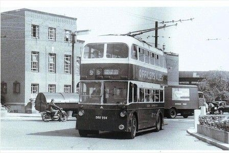 BARRY Edwards' recent articles and photographs showcasing Derby's transport history prompted reader Tom Douce to get in touch.  Tom has amassed a huge collection of photos featuring trolleybuses and...