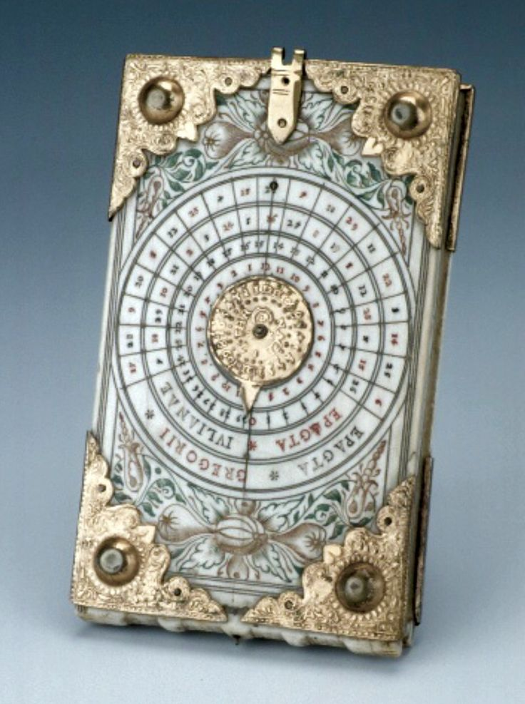 Diptych Dial by Thomas Tucher 1620
