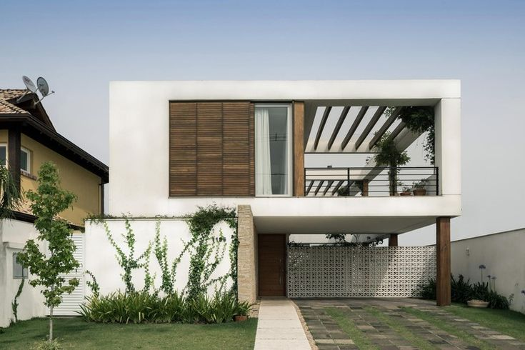 Terraville House / AT Arquitetura | ArchDaily