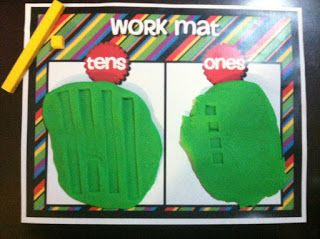 Play-Doh Fun! Tens and ones