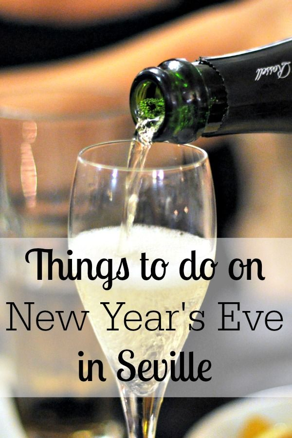 Welcoming the New Year in Seville this year? Ring in the New Year in style with these great ways to celebrate New Year's Eve in Seville!