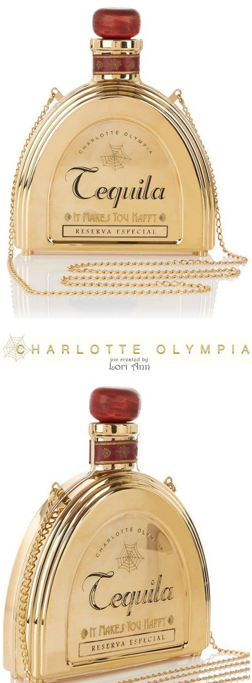 Charlotte Olympia It Makes You Happy Clutch - Cruise 2015