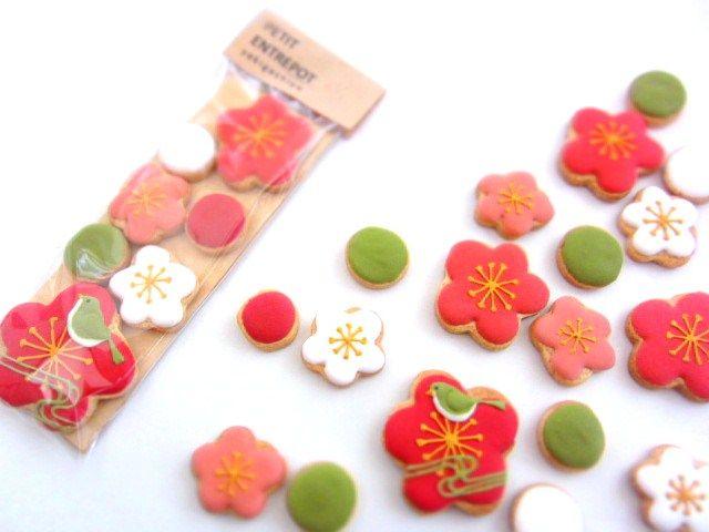 Flower Cookie // Petit Entrepot