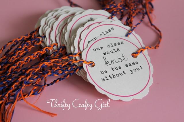 School Colors.. Friendship Bracelet.. Valentines Crafts