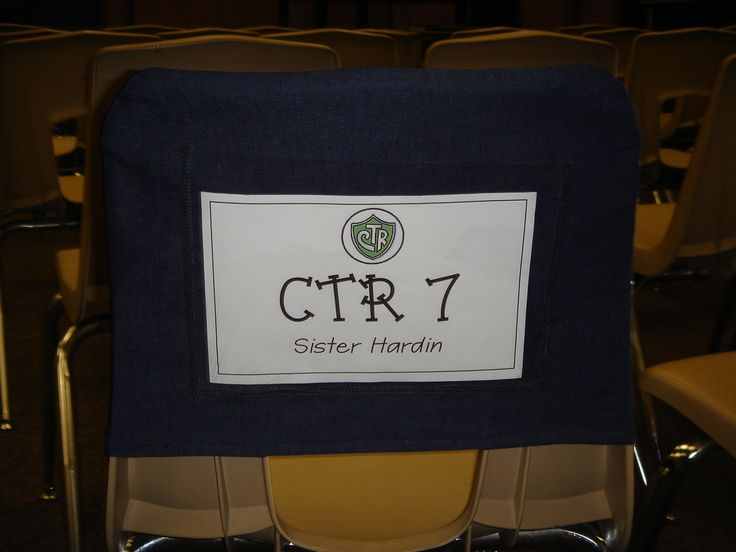 chair covers for Primary