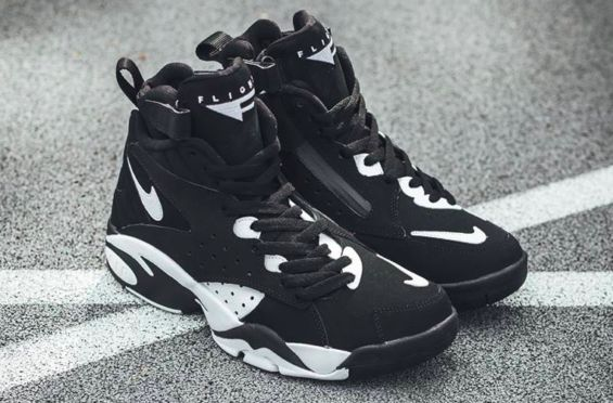 c4d85ab8ee51 Get The Nike Air Maestro II LTD Black White Now