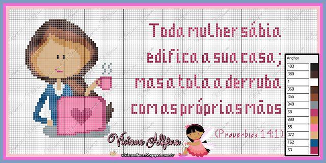 Viviane Alfêna - Gráficos e Bordados