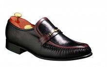 Barker Laurie Mens leather moccasin slip on shoe http://www.robinsonsshoes.com/mens-shoes/barker-laurie.html