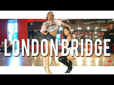 Fergie - London Bridge | Choreography With Brinn Nicole - YouTube