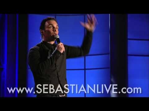 """Jury Duty - Sebastian Maniscalco's """"What's Wrong With People"""""""