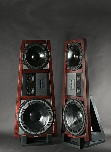 Technical museum » Акустические системы » Аудиотехника - CRYSTALVOX