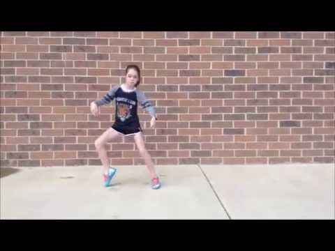 "11-Year-Old | Adilyn Malcolm | Dancing To - ""Dubstep"" dancing - POETRY in MOTION!"