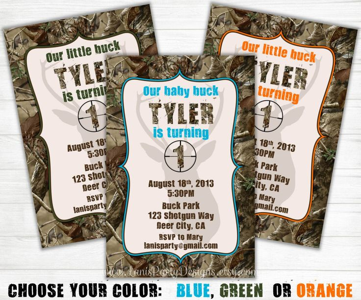 53 best camo party ideas images on pinterest | camo party, Birthday invitations