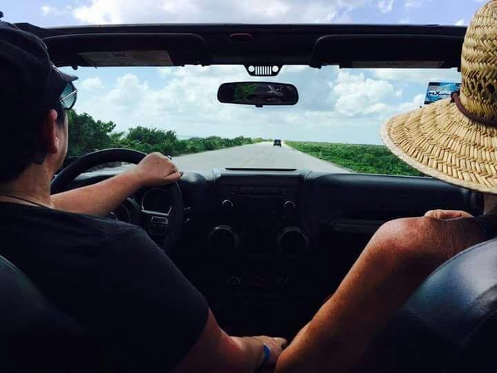 Un gran día de snorkel y tour en Jeep Privada en Cozumel - Imviatori