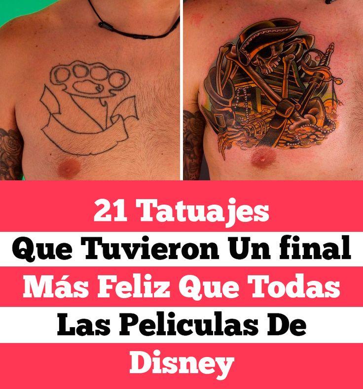 21 Tatuajes Que Tuvieron Un final Más Feliz Que Todas Las Peíiculas De Disney