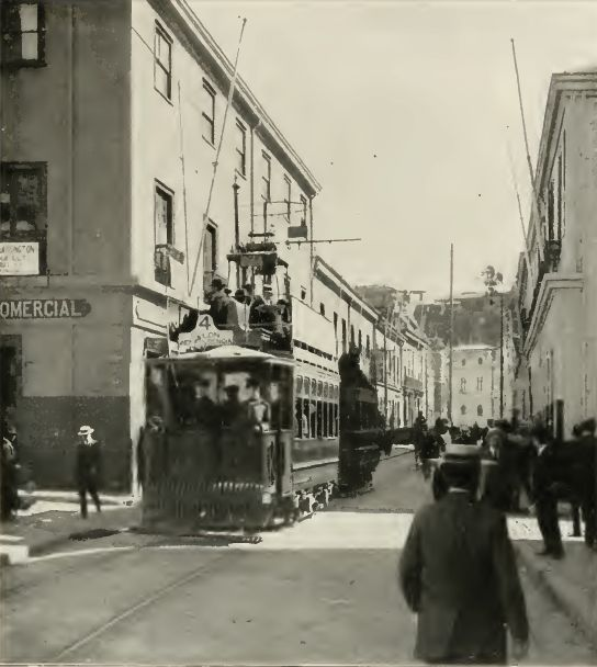 Calle Prat-Urriola  (1917)