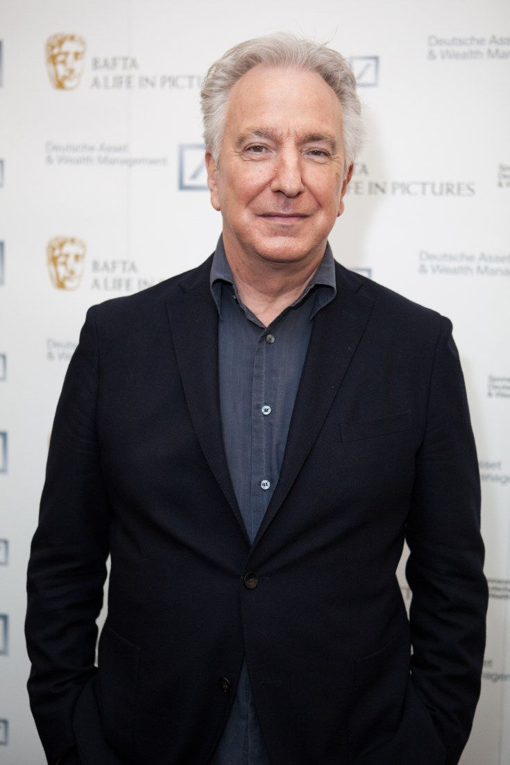 Alan Rickman Dead: 'Harry Potter' Professor Snape Actor Dies, Aged 69