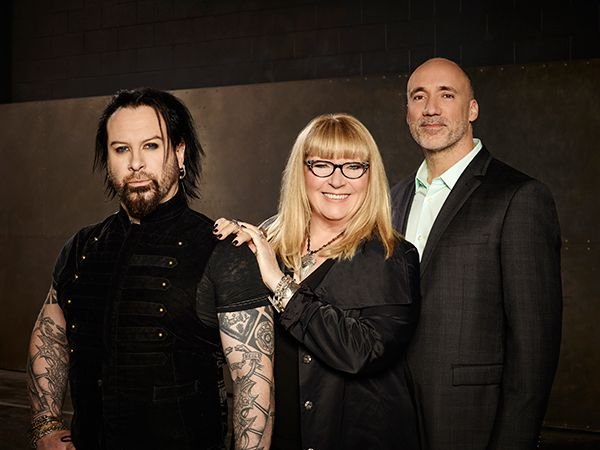 face off syfy judges | Face Off' Renewed, Three More Make-up Shows Debut : News From ...