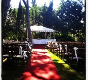 El Castell · Hotel  A las afueras de Barcelona · Spain  @ecoboda  #WeddingPlanner  #Lujo Exclusivo