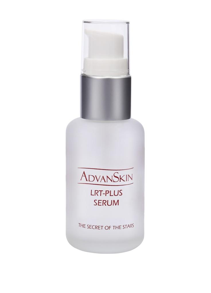 Advanskin LRT-Plus Serum ile kırışıklıklarınıza veda edin!  Yüzün kas yapısında gevşetici bir etkiye sahip olan bu muhteşem ürün ile kırışıklıklarınızı  % 42 oranında azaltarak genç bir görünüm elde etmeniz mümkün. Dermatolojik olarak etkisinin kanıtlandığı Advanskin LRT – Plus Serum, cildi en iyi şekilde onaran argireline, matrixyl 3 bin  ve hyalüronik asit maddelerinden oluşuyor. Pratik kullanıma sahip bu ürün cildinizin güzelliğini ortaya çıkarıyor!