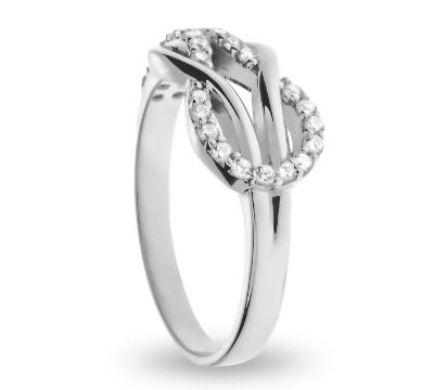 Tingo Fine Jewellery is giving away a 9ct White Gold Cubic Zirconia Infinity Ring. Enter the competition!