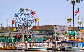 Family Fun in Newport Beach - Newport Beach Family Activities. Balboa island