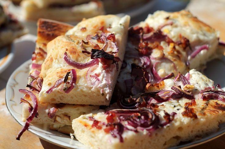 Babette: Kemencében sült kenyérlángos