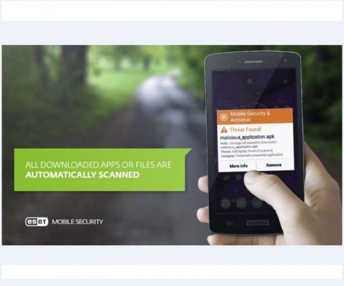 Congrats-a-Thon {ESET Mobile Security}