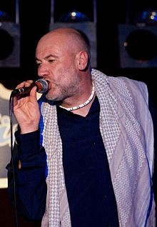 Derek William Dick, better known as Fish, is a Scottish singer and lyricist, best known as the former lead singer of the neo-progressive rock band Marillion. God Bless him!