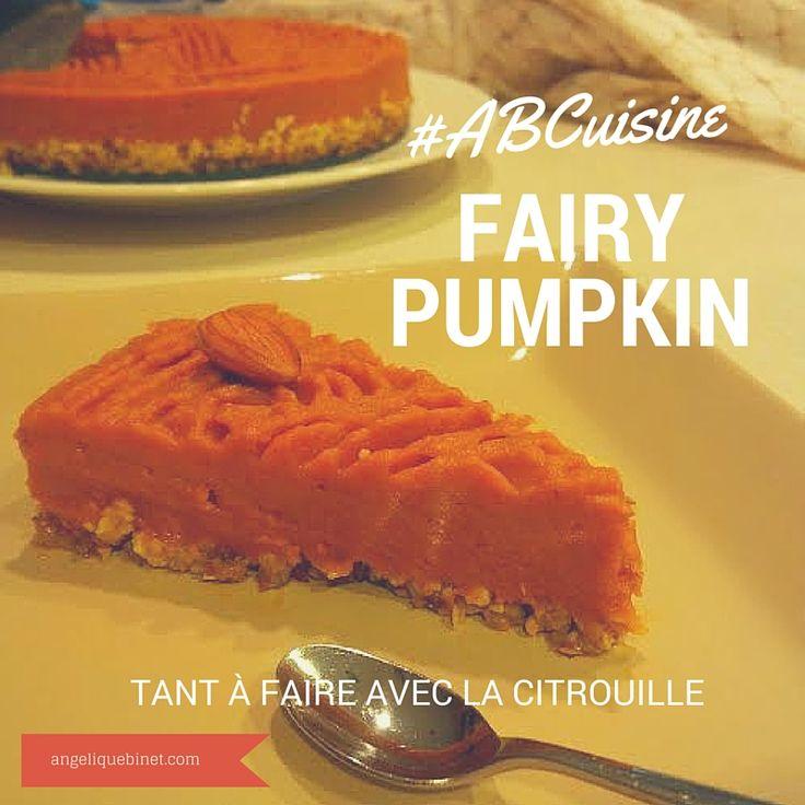 Dairy-Free #Pumpkin Cheesecake. #ABCuisine Gâteau à la #citrouille - « style cheesecake » sans produit laitier.