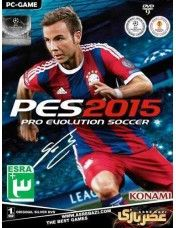PES 15 - Pro Evolution Soccer 2015 DVD9