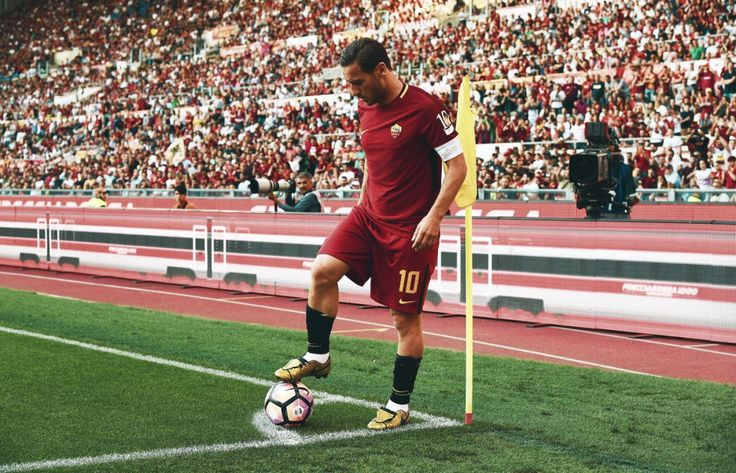 The divisive final days of Francesco Totti at Roma