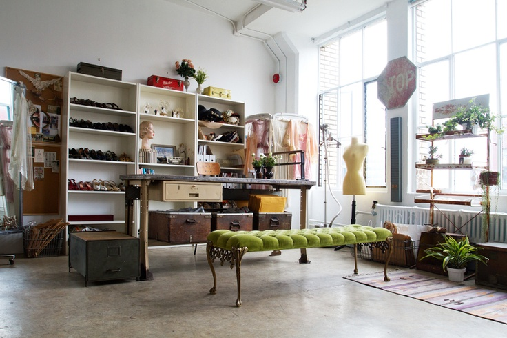 Adore Vintage Atelier - Los Angeles, CA. Photographed by bethany nauert