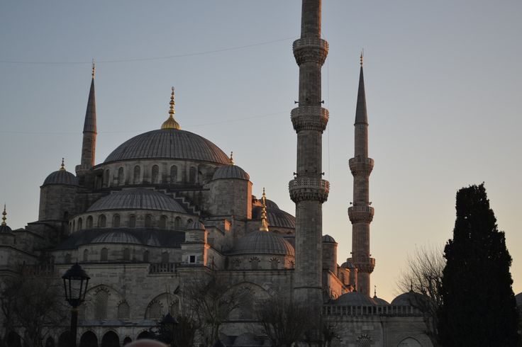 Islamic architecture – Sultan Ahmed – Istanbul